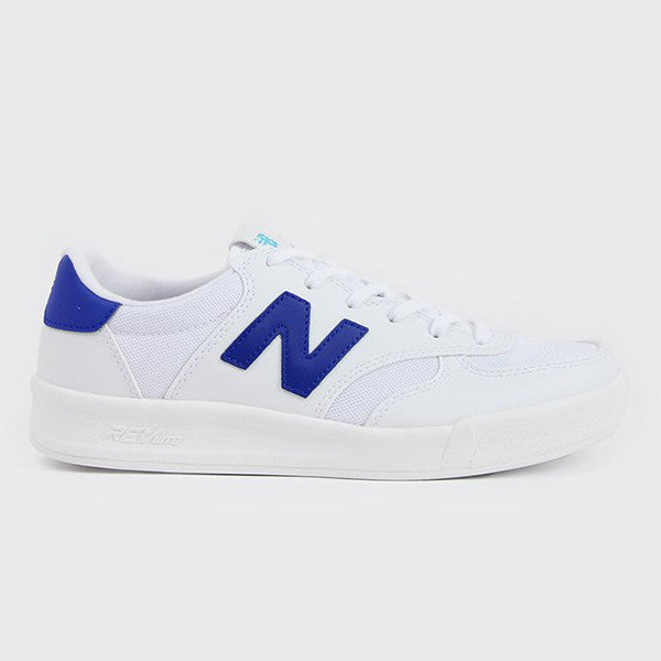 New Balance Court 300 in White/Blue