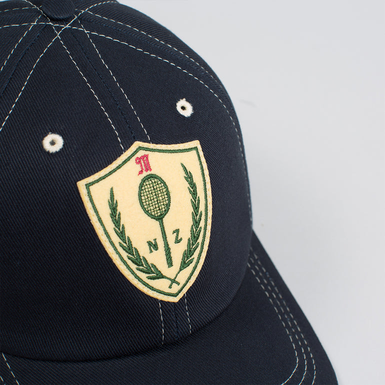 Moreporks Wilding Park 6 Panel - Navy