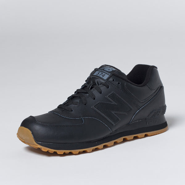 finest selection 803c4 b06f5 new balance 574 all black