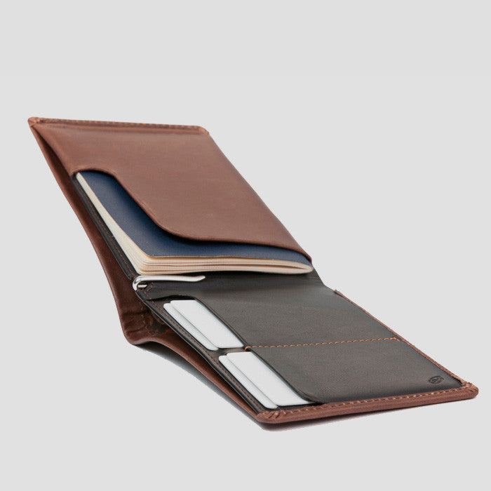 Bellroy / Travel Wallet in Cocoa