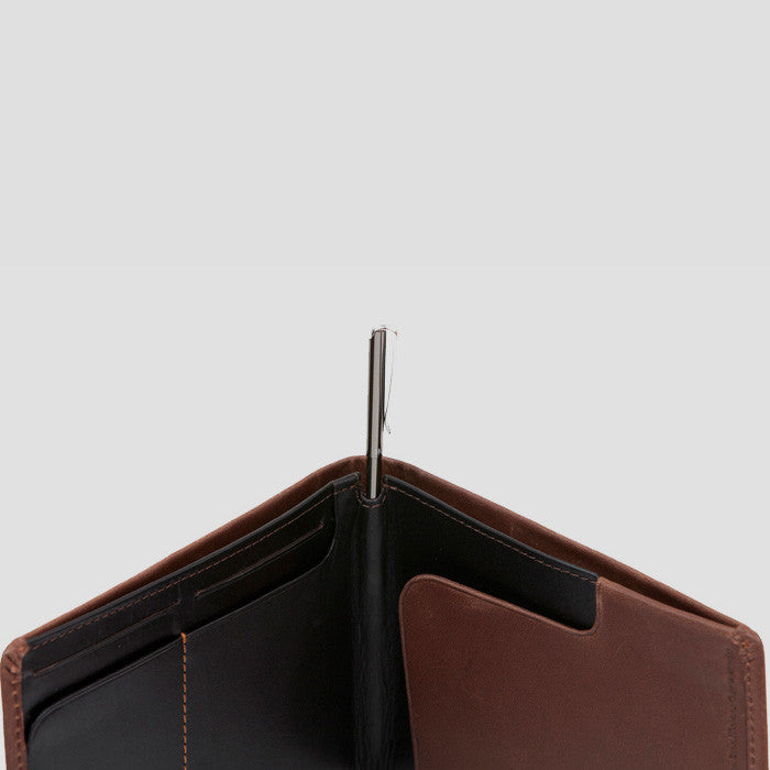 Bellroy / Travel Wallet - Cocoa