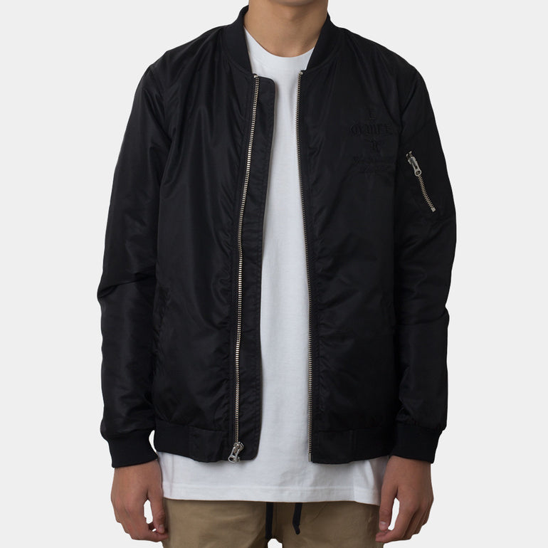 Lower Bruiser Bomber / Crossroads - Black