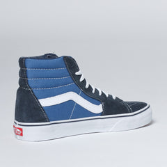 Sk8-Hi Shoes in Navy by Vans