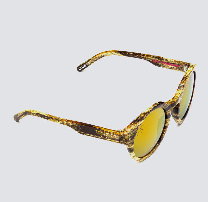 Colab Mark Reigelman Wolf - Brown Polarised