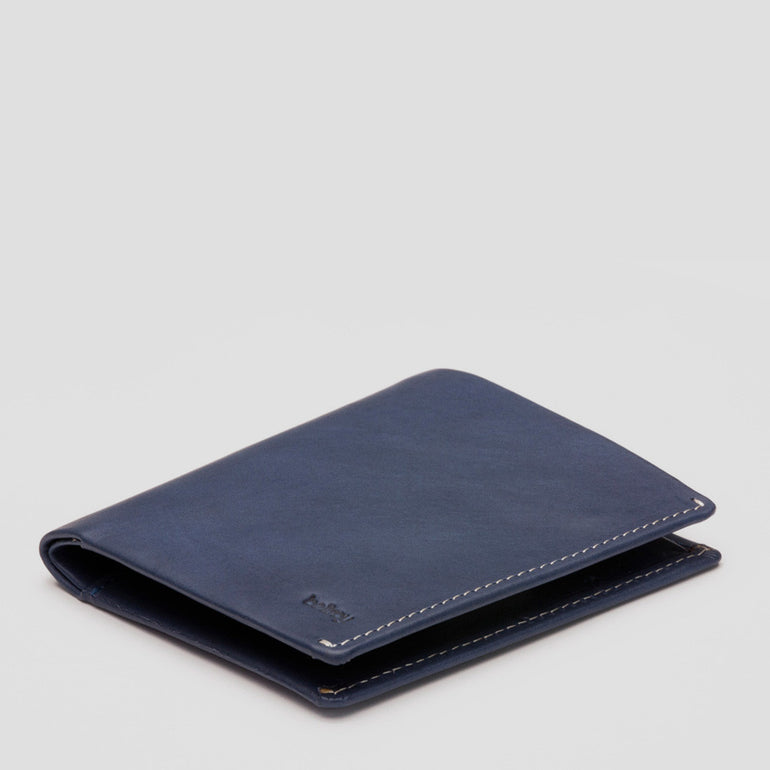 Bellroy Note Sleeve Wallet - Blue Steel