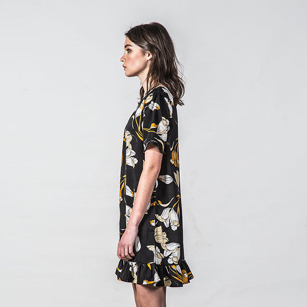 Thing Thing Playful Dress in Tulip