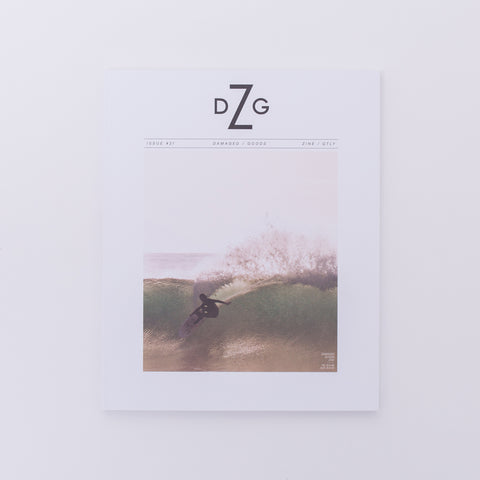 Damaged Goods Zine - Issue 21