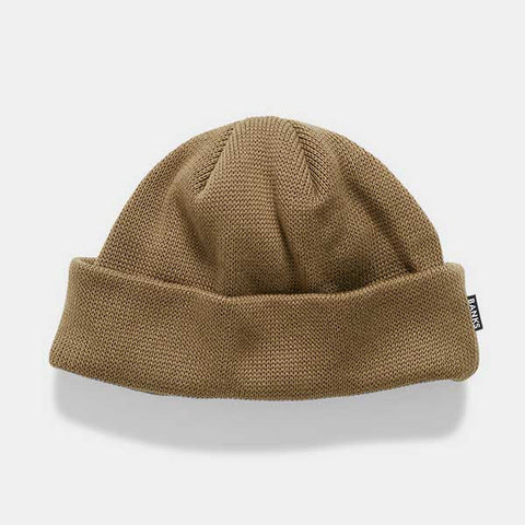 BANKS Staple Beanie - Utility Green