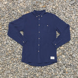 Just Another Fisherman Anchorage Shirt - Navy
