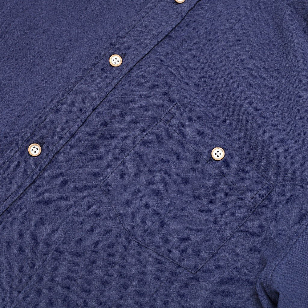 Just Another Fisherman / Anchorage Shirt in Navy