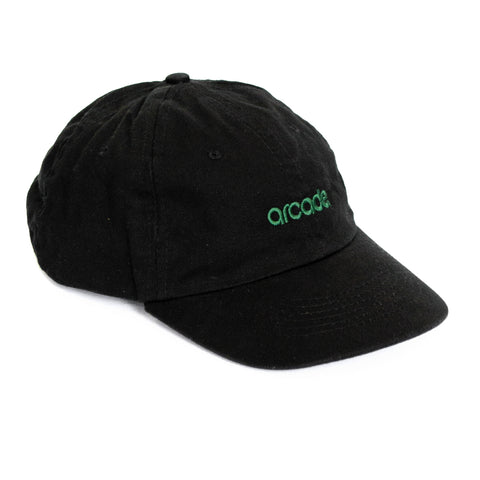 Arcade Brother Cap - Black