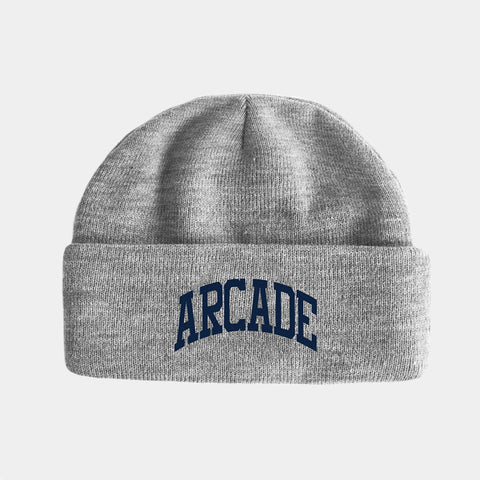 Arcade Arch Beanie - Heather