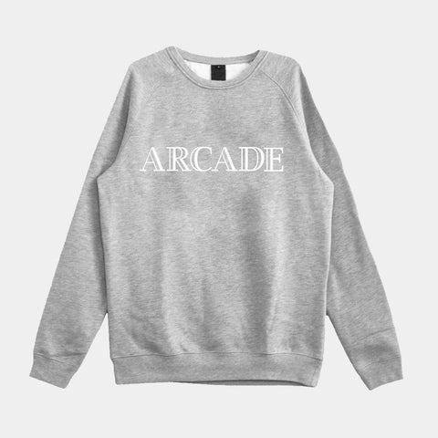 Arcade Balmain Crew - Heather