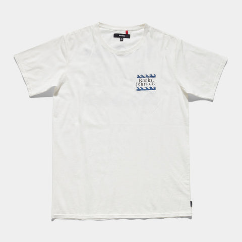 BANKS Atlantis T-Shirt - Off White