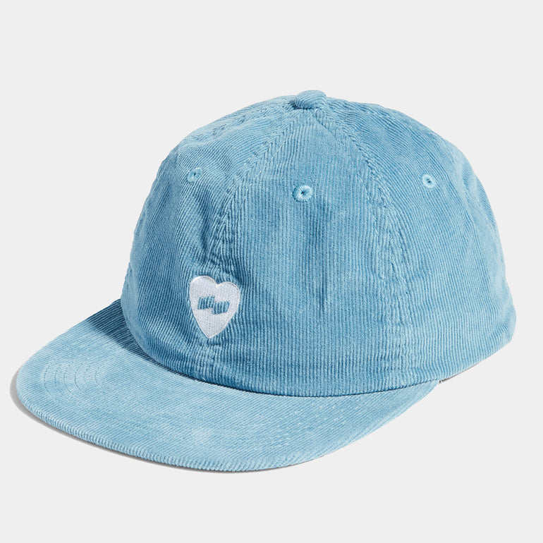 BANKS Heart Hat - Glacier Blue