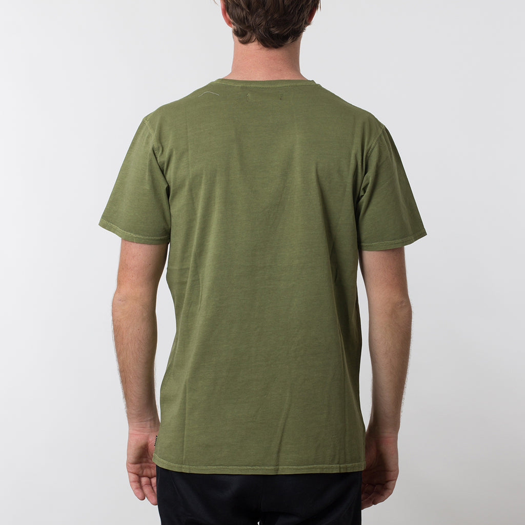 BANKS Classic Tee Shirt Loden Green
