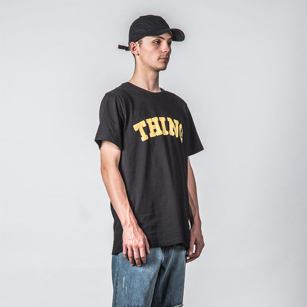 Thing Thing Best Tee (Black State)