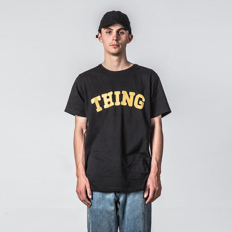Thing Thing Best Tee - Black State