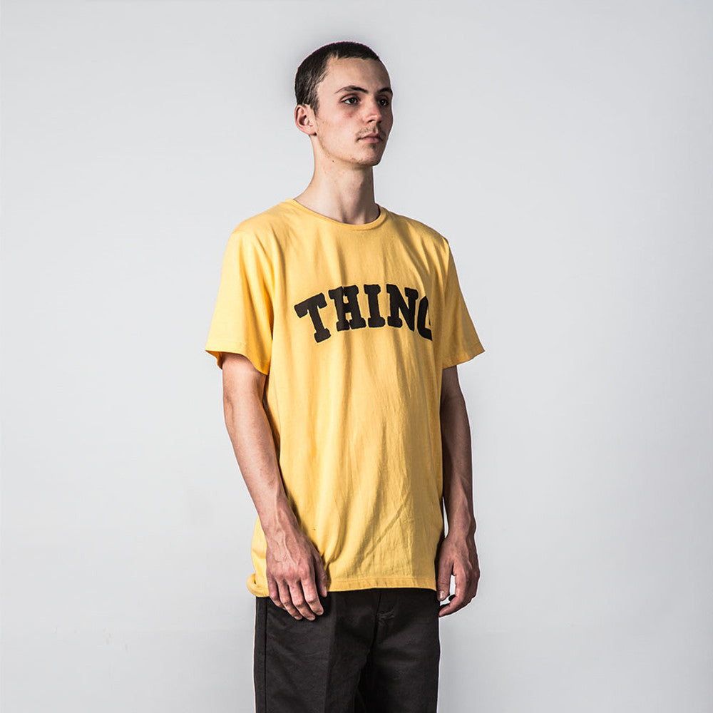 Thing Thing Best Tee (Yellow HZ State)