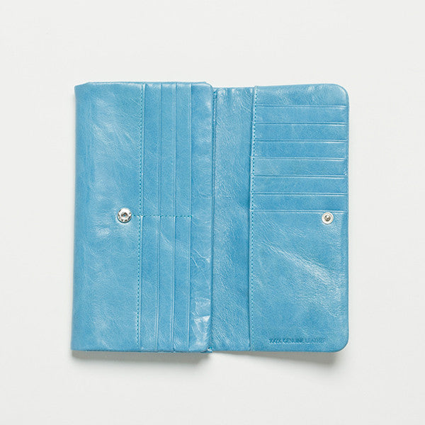 Five Each Dome Wallet Blue