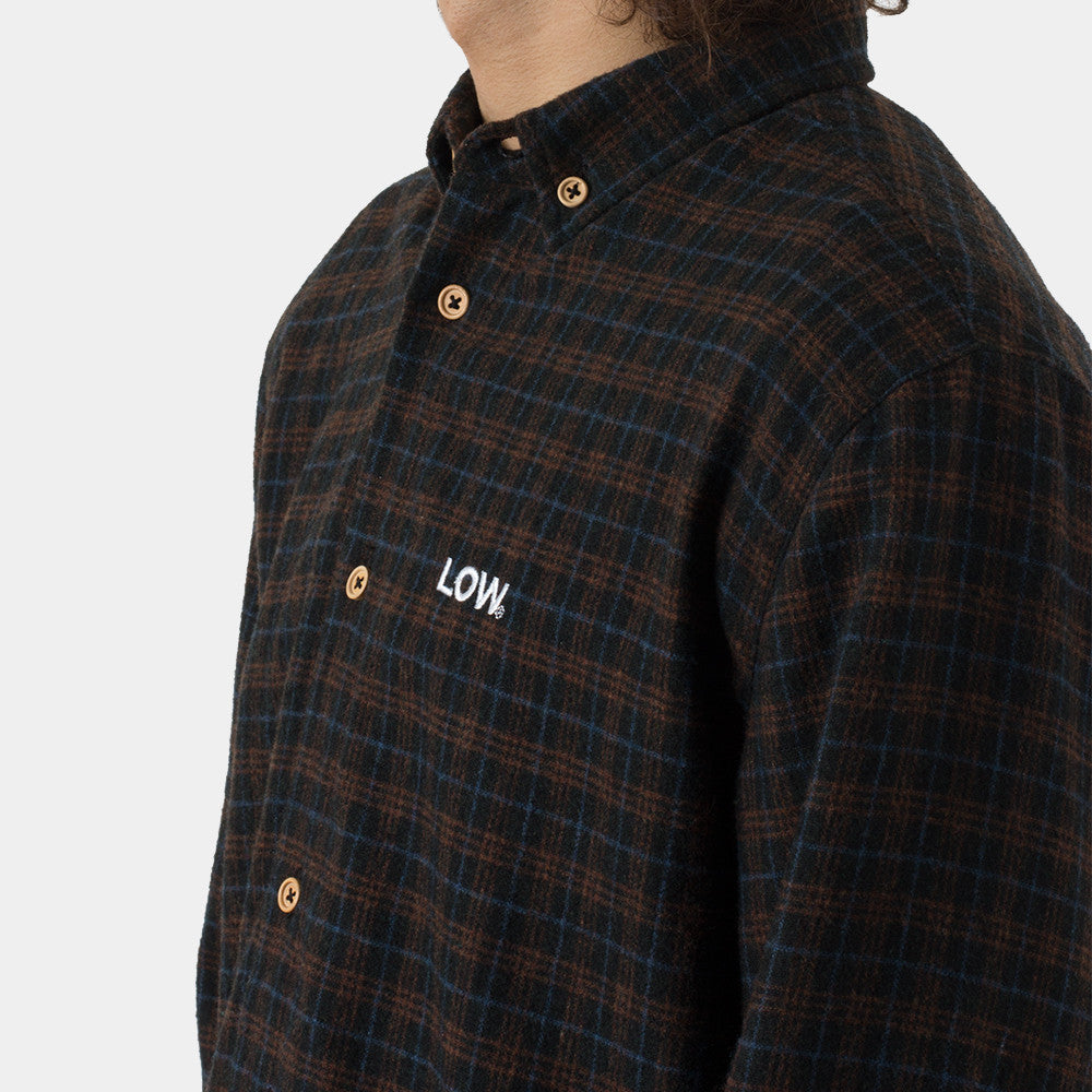 Lower Raf Shirt / Low (Dark Earth)