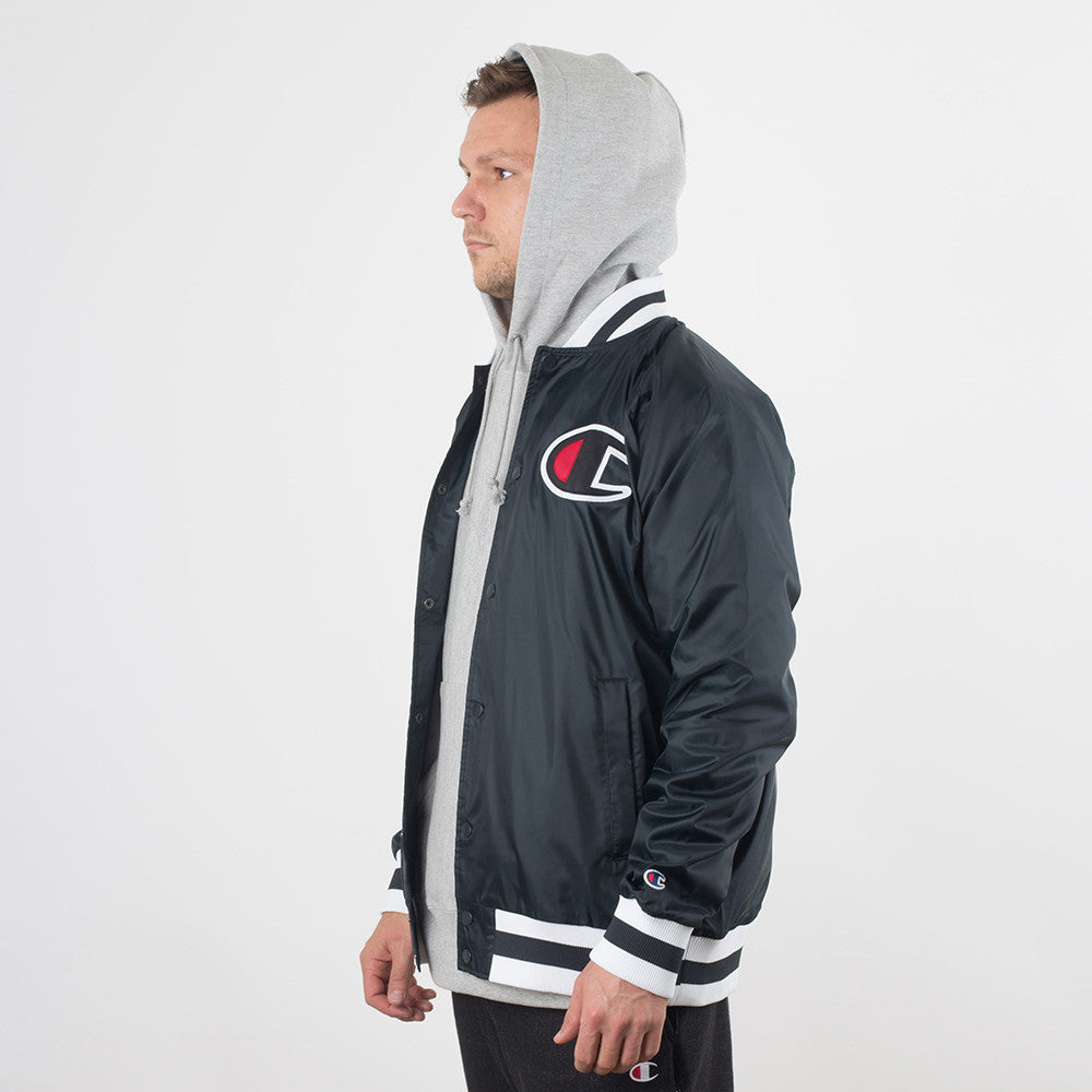 Champion Victor Jacket in Black