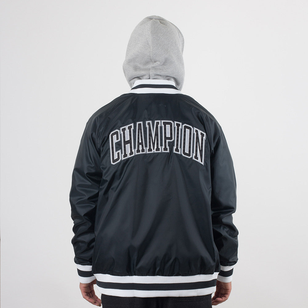 Champion Victor Jacket Black