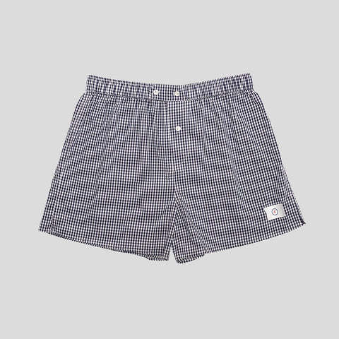 Champtaloup Original Boxers - Black/White Check