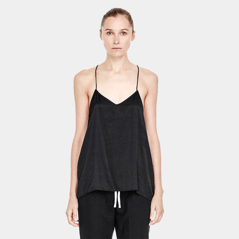 Commoners Cami Tank - Black