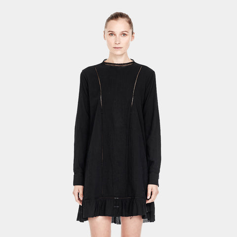 Commoners High Neck Dress - Black