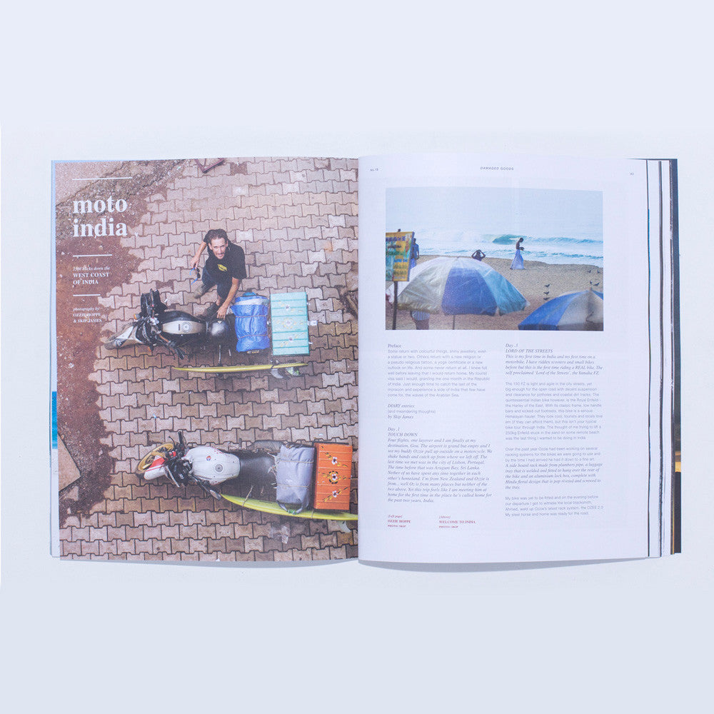 Damaged Goods Zine (Issue 19)
