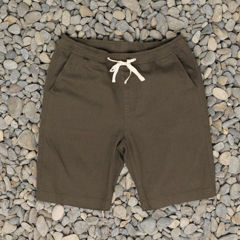 Just Another Fisherman Dingy Short - Khaki