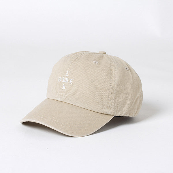 Lower Dad Cap / Crossroads - Tan