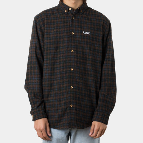 Lower Raf Shirt / Low - Dark Earth