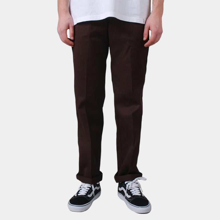 Dickies Slim Fit Work Pant - Brown