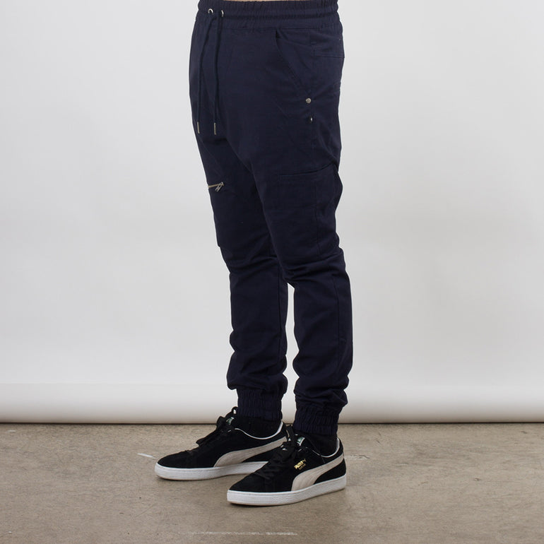 Federation Limit Pant in Navy