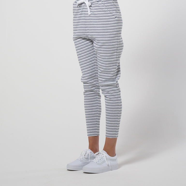 Five Each Lounge Pant in Stripe