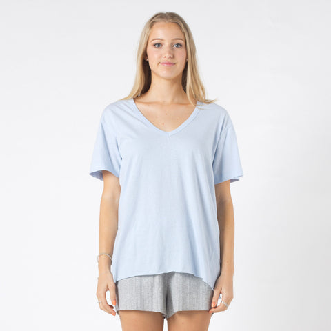 Five Each Olsen Tee - Blue