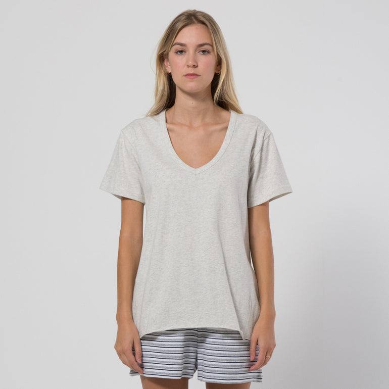 Five Each Olsen Tee - Grey