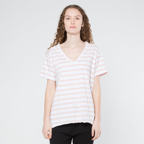 Five Each Olsen Tee - Stripe