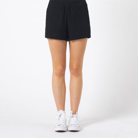 Five Each Relax Shorts - Black