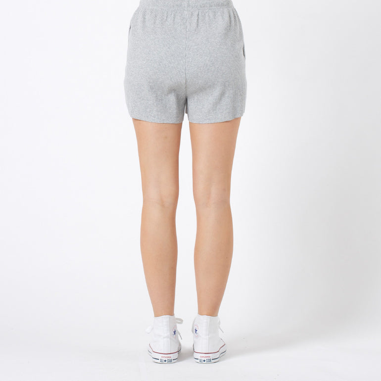 Five Each Relax Shorts in Grey Marle