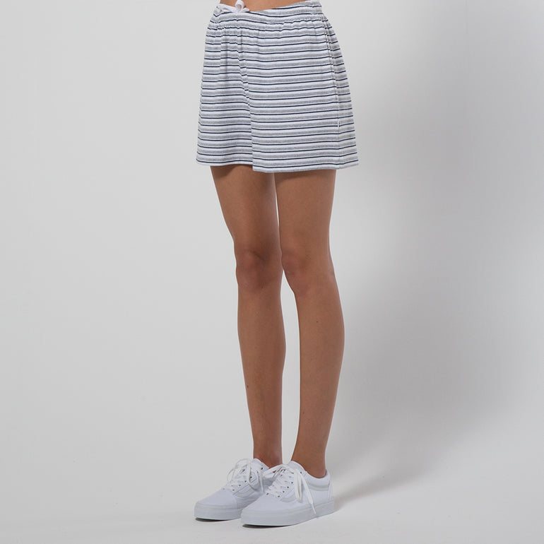 Five Each Relaxed Short in Stripe