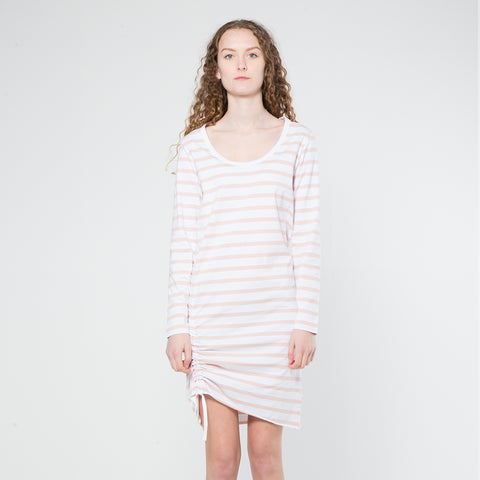 Five Each Scrunch Dress - Stripe