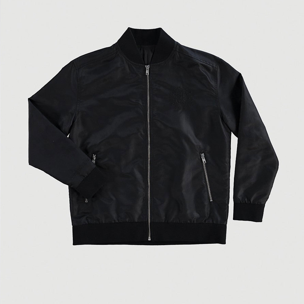 Huffer Black Paris Jacket