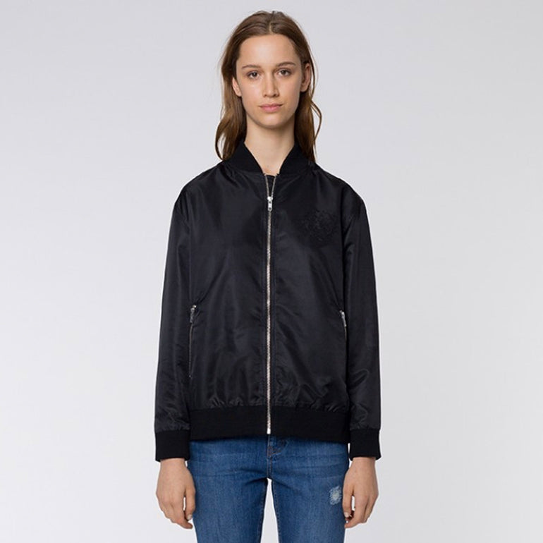 Huffer Paris Jacket - Black