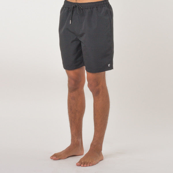 Lower Peg Shorts in Black