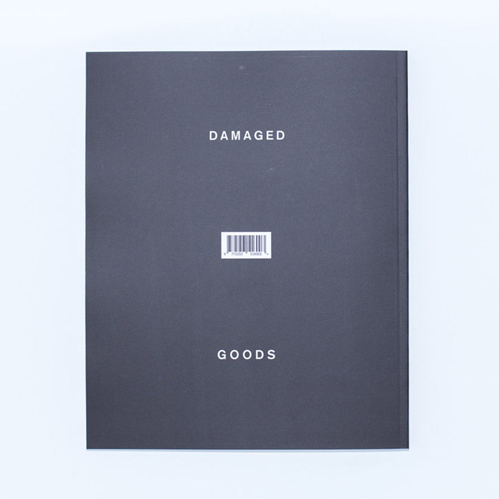 Damaged Goods Zine - Issue 15