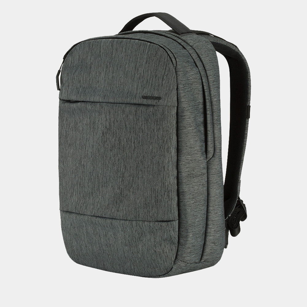 Incase Compact Backpack / Heather Black/Gunmetal Grey