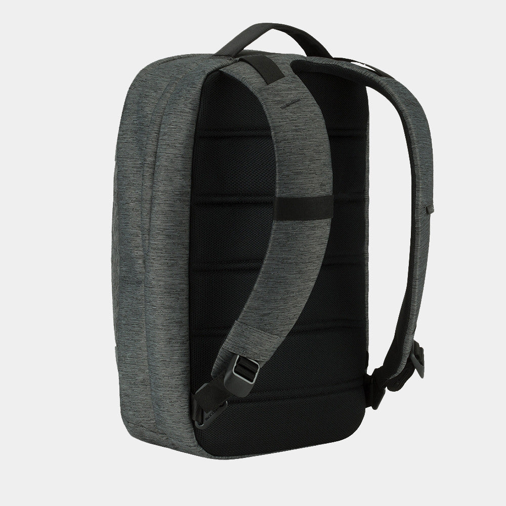 Incase Compact Backpack (Heather Black/Gunmetal Grey)